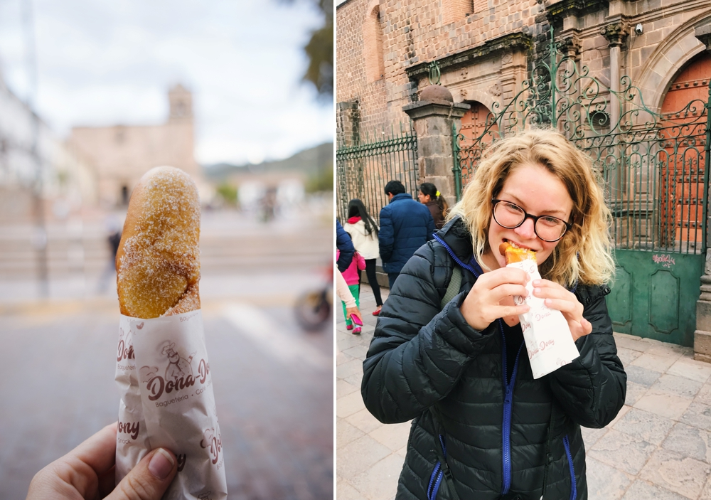 Street Snacks in Cusco, Peru