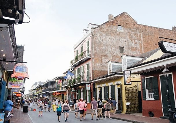 New Orleans has always been one of my absolute favorite cities in the United States. New Orleans has a long history and plenty of superstition to go along with it.⁠No other city in the US holds onto its history & culture the way New Orleans does. (Don