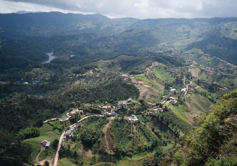 Guatape Colombia Coco Betty Travels