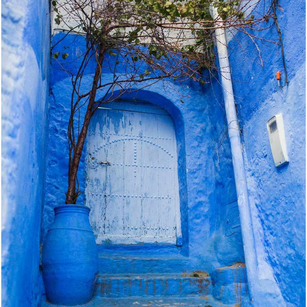 Chefchaouen, Morocco ©Cocobetty Photography